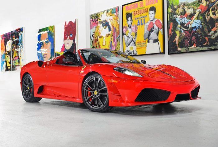 Scuderia Spider 16M