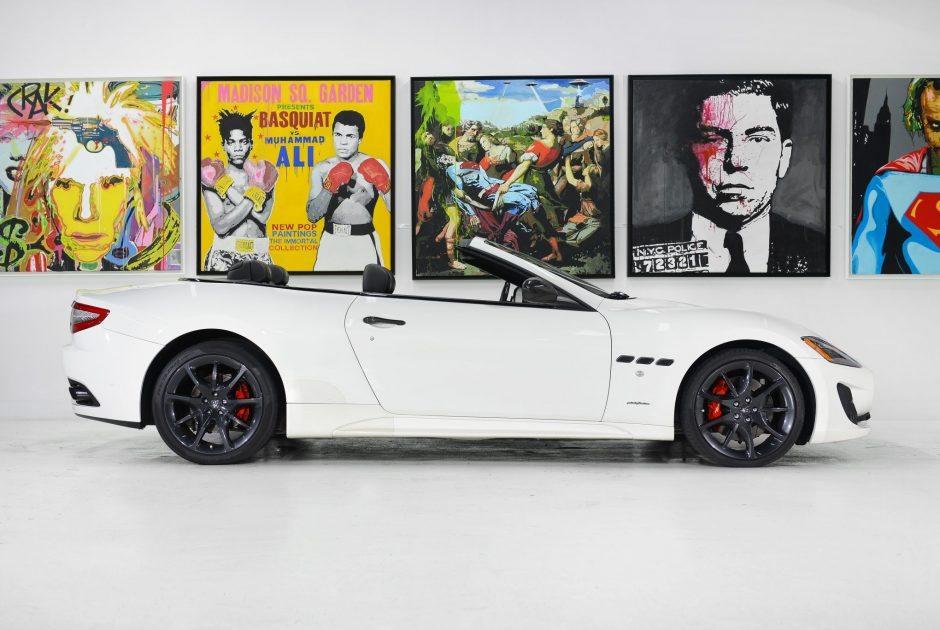Gran Cabrio Sport