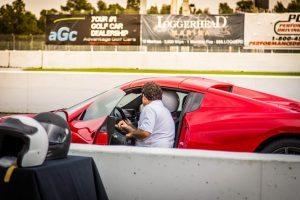 Ferrari 458 Spider Track