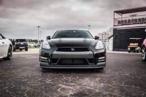 Nissan GTR Track