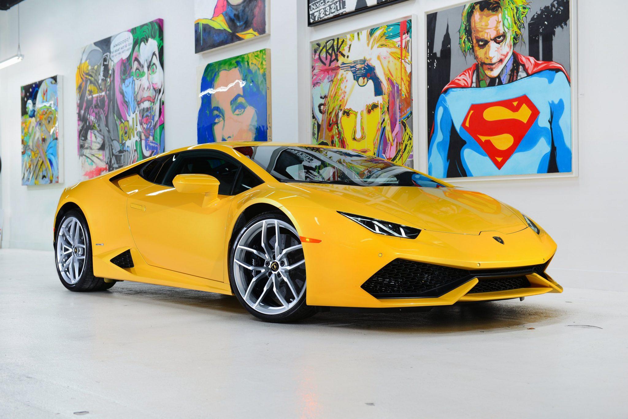 Lamborghini Hurac 225 N Lp610 4 Luxury Amp Exotic Car Rental Miami