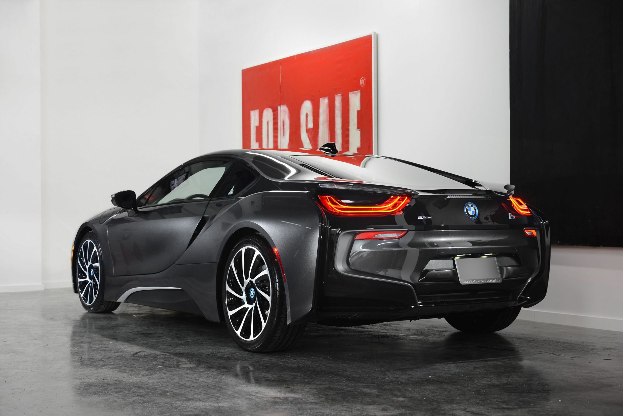 Bmw I8 Luxury Amp Exotic Car Rental Miami