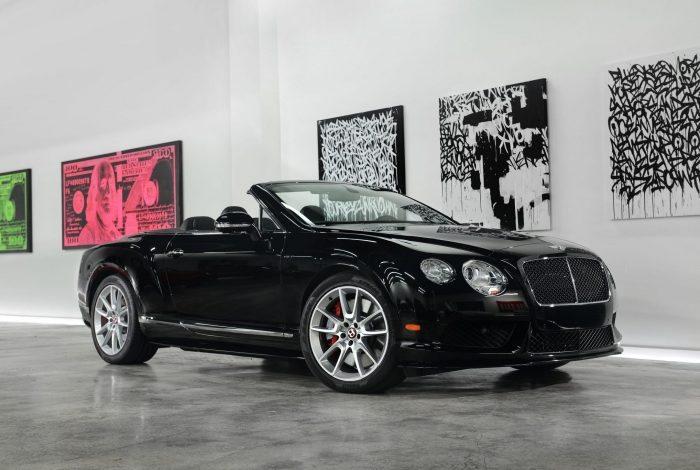 GTC V8 S